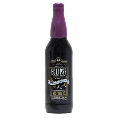 FiftyFifty Eclipse Elijah Craig 12-Year Barrel Aged Imperial Stout