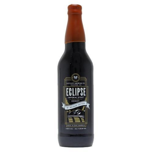 FiftyFifty Eclipse Cognac Barrel Aged Imperial Stout