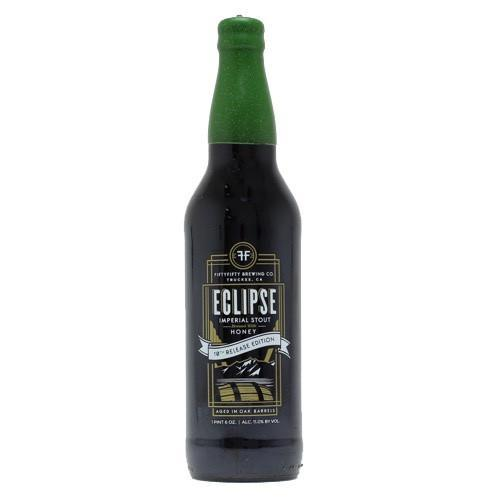 FiftyFifty Eclipse Templeton Rye Barrel Aged Imperial Stout