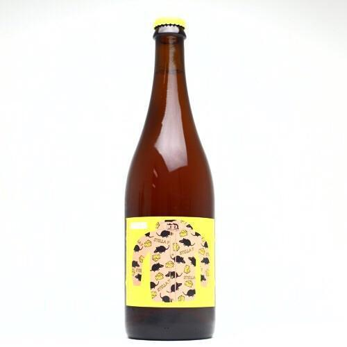 Mikkeller Stella 2016 (old spontan ale aged in sherry casks)