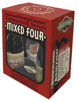 Boulevard Smokestack Mixed Four Pack