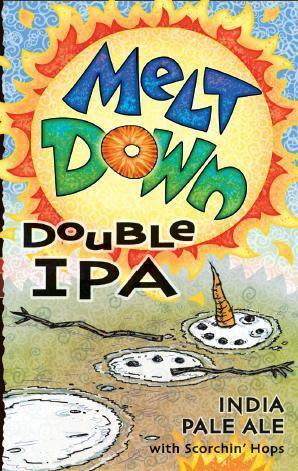 Midnight Sun Meltdown Double IPA