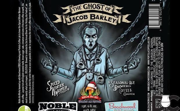 Beachwood / Noble Ale Works The Ghost of Jacob Barley