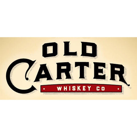 Old Carter 13 Year Old Single Barrel #67 Straight Bourbon Whiskey