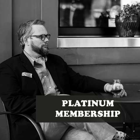 Platinum Membership - Fred Minnick Whiskey Club