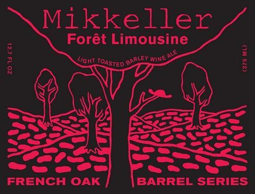 Mikkeller Foret Limousine Light Toasted Barley Wine