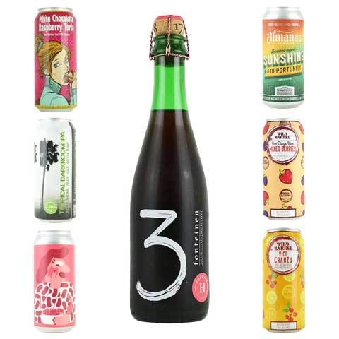 Sour Variety 7 Pack Vol 1 (SHIPPING INCL)