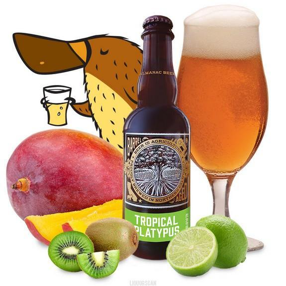 Almanac Tropical Platypus