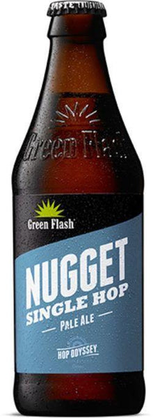 Green Flash Nugget Single Hop Pale Ale
