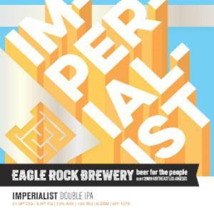 Eagle Rock Imperialist Double IPA