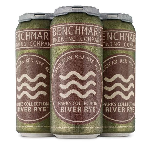 Benchmark River Rye Red Rye Ale