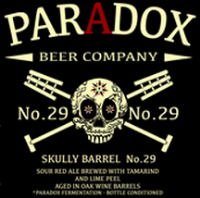 Paradox Skully Barrel No. 29