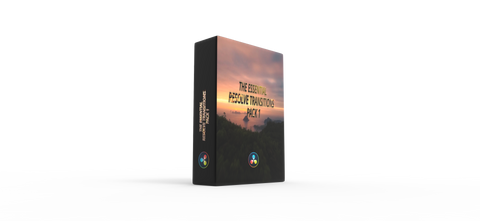 Essential Resolve Transitions 1 for Resolve 15+ & 16+ - RESOLVE TRANSITIONS