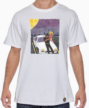 Load image into Gallery viewer, Pre-Order: V6 Tee - White