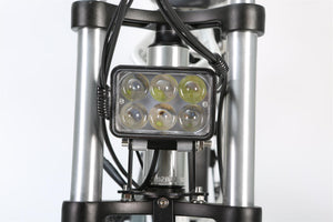 Square Front Head Light