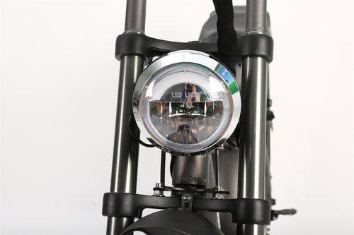 Modern Front Head Light