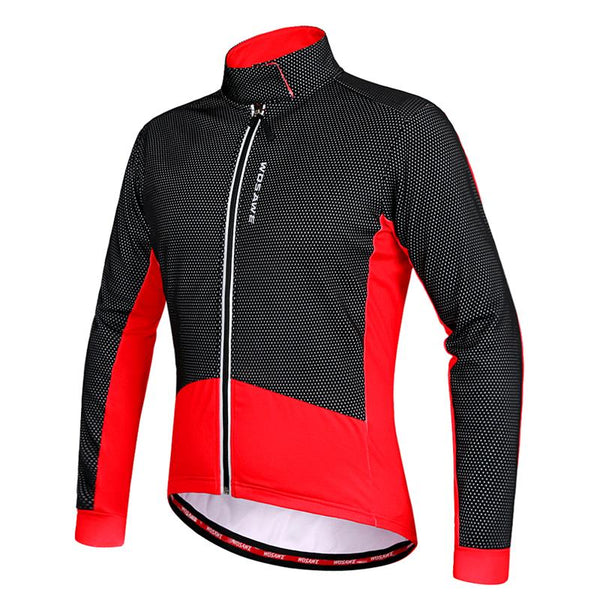 Thermal Fleece Windproof Jersey