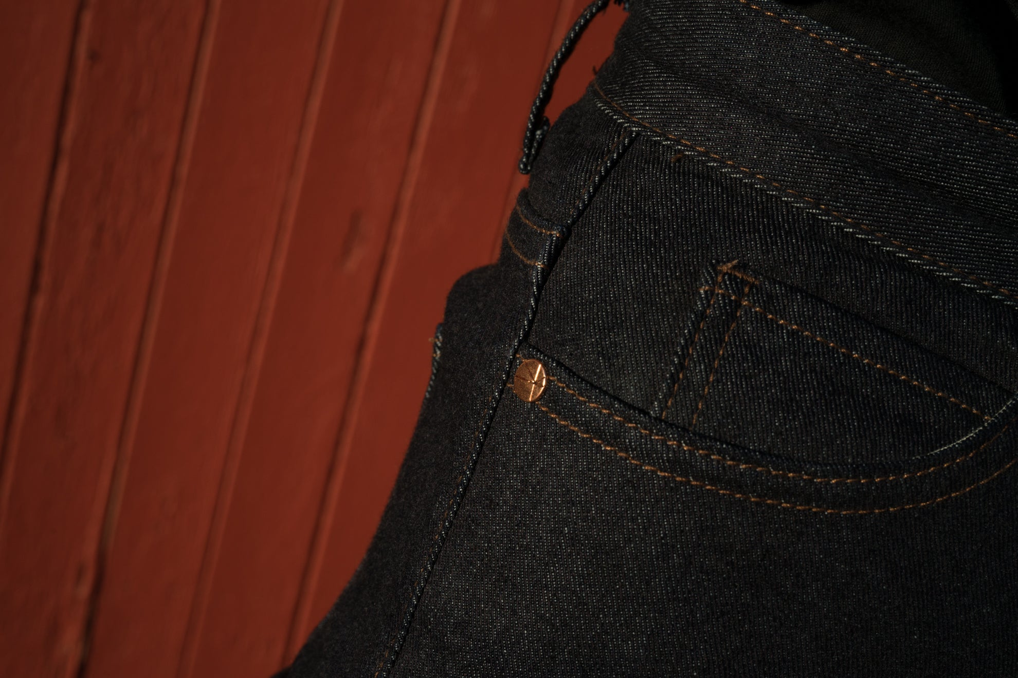 SKINNY (HIGH WAISTED) / 01 (RAW) - Doublewood