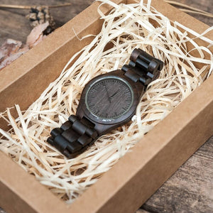 Wooden Watch - To My Husband-I Love You