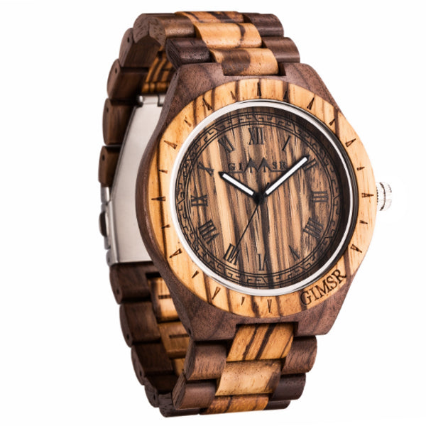 Engraved Wood Watches|Handmade