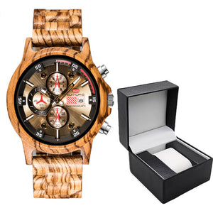 Wooden watches - Classic
