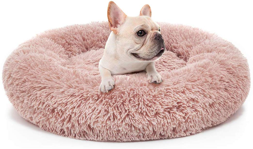 Fur Dog Bed