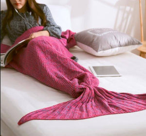 Snuggie Tails Blanket