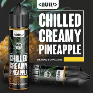 Chilled Creamy Pineapple