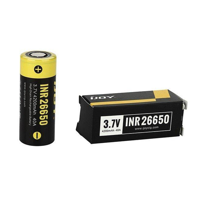 iJoy 26650 Battery