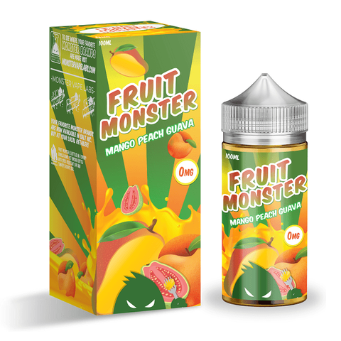 Fruit Monster Mango Peach Guava