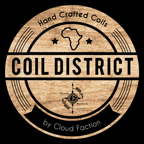 Coil District - Fused Claptons