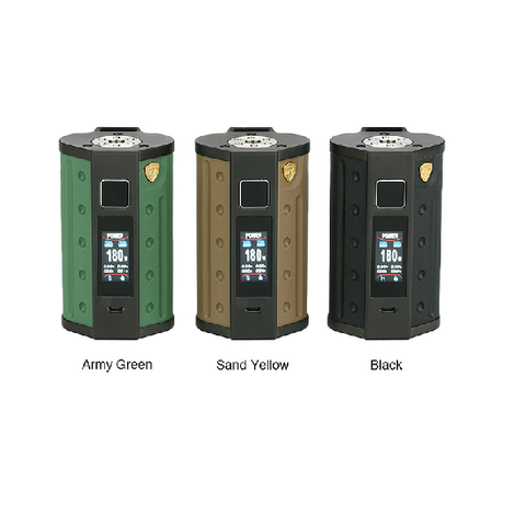 DJV D7 180W Touch Screen Box Mod
