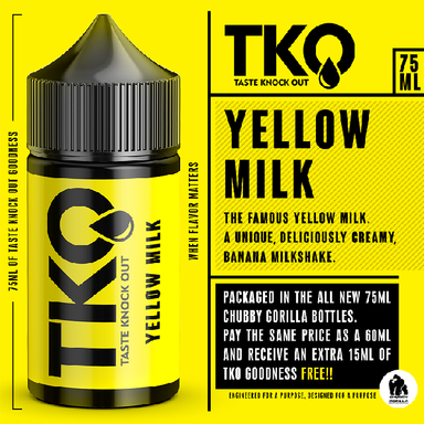 Yellow Milk