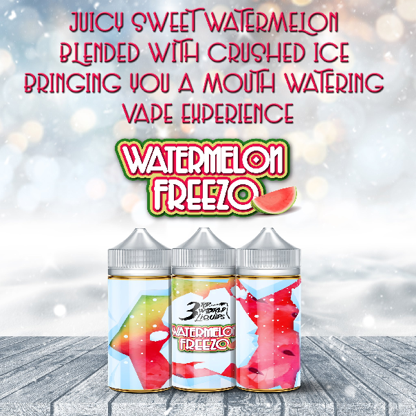 Watermelon Freezo