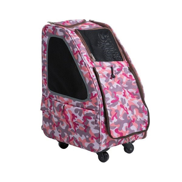 Petique 5-in-1 Pet Stroller is the Best Stroller You Can Buy!