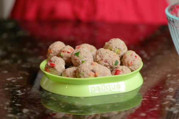 Healthy Meatball Dog Treat Recipe