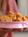 NO BAKE Peanut Butter & Sweet Potato Dog Treat Recipe