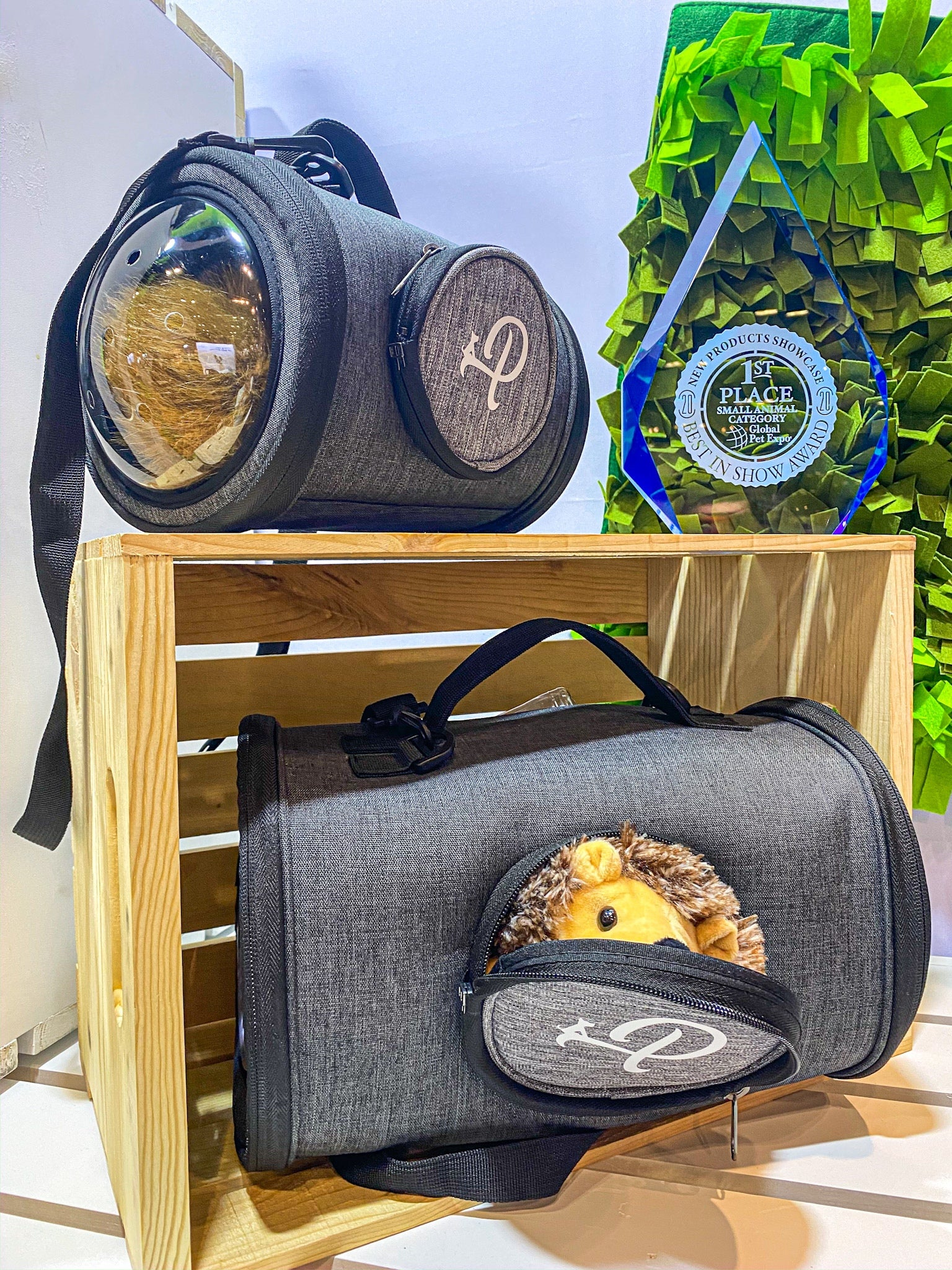 Petique's Award Winning Small Animal Pet Carriers