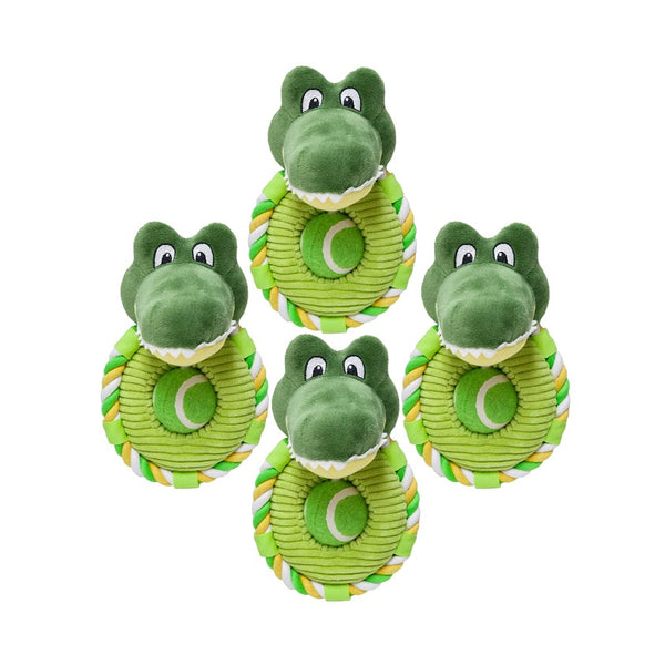 Calvin the Crocodile Pet Toy
