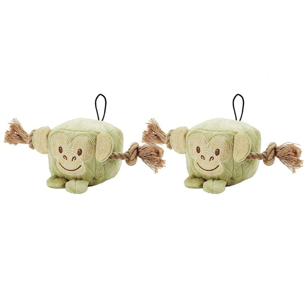 Cute Chunky Monkey Pet Toy