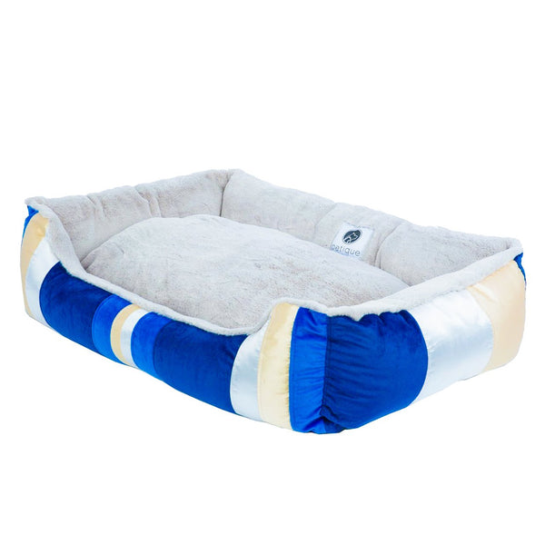 Golden Waves Pet Bed