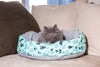 Reversible Round Bed Pet Bed