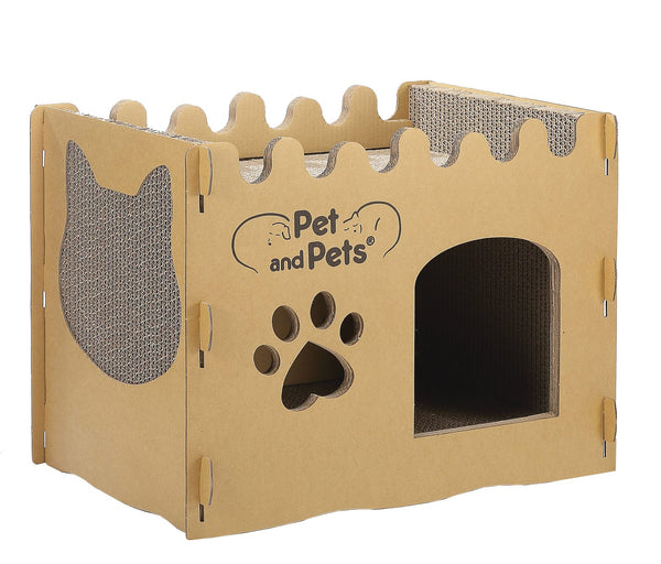 Pet and Pets Bungalow Eco Pet House