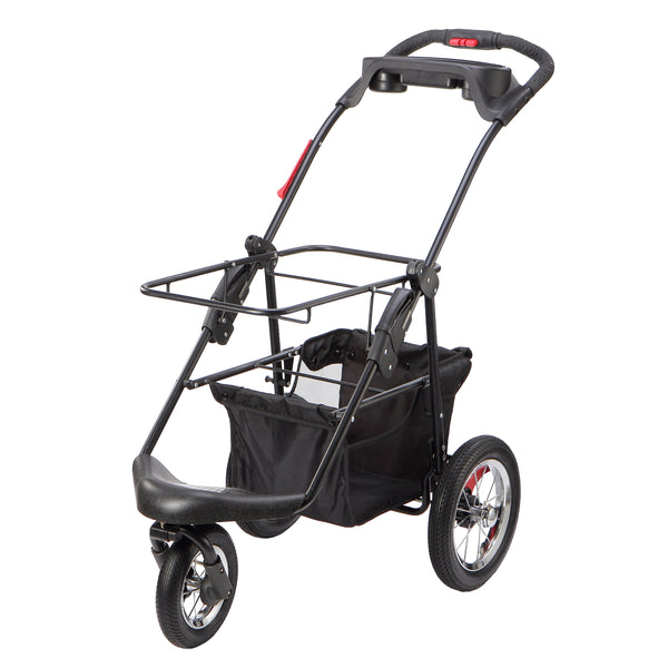 5-in-1 Pet Stroller FRAME ONLY (Stainless Steel Tires)