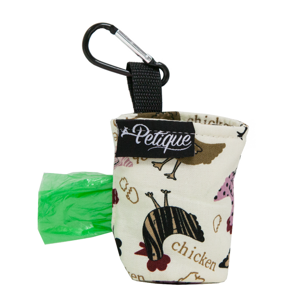 Upcycled Poop Bags/Treat Bags