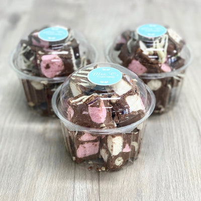 Milk Chocolate Rocky Road