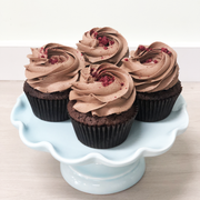 Gluten Free Chocolate Raspberry