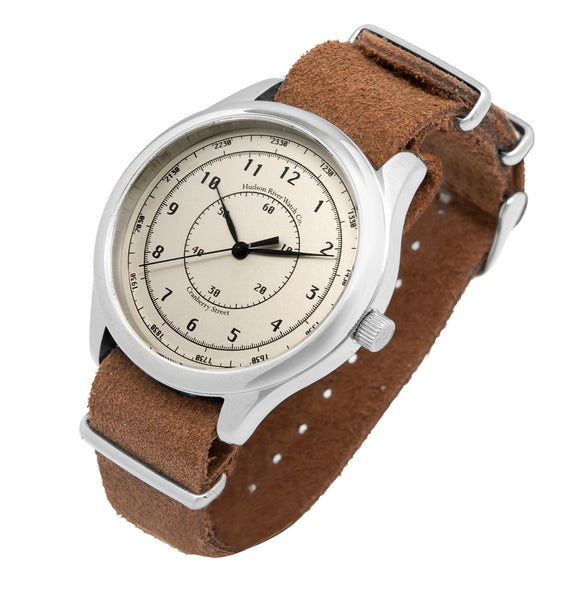 Cranberry Street watch by Hudson River Watch Co