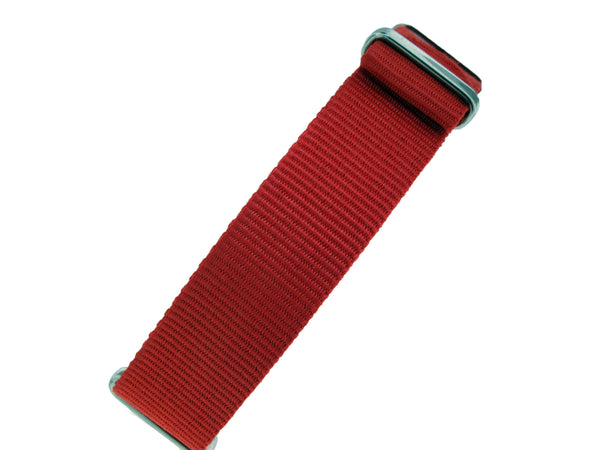 Solid Red Nato Strap