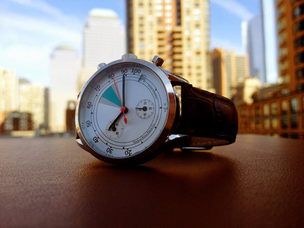 Charlton Street watch by Hudson River Watch Co